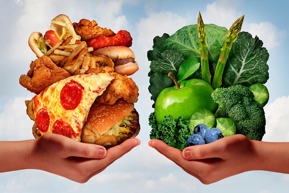 Es veganismo bueno para salud