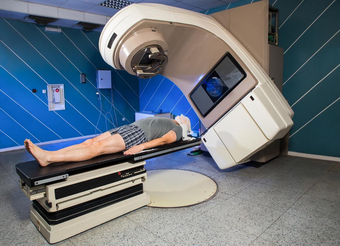 Radioterapia haz externo