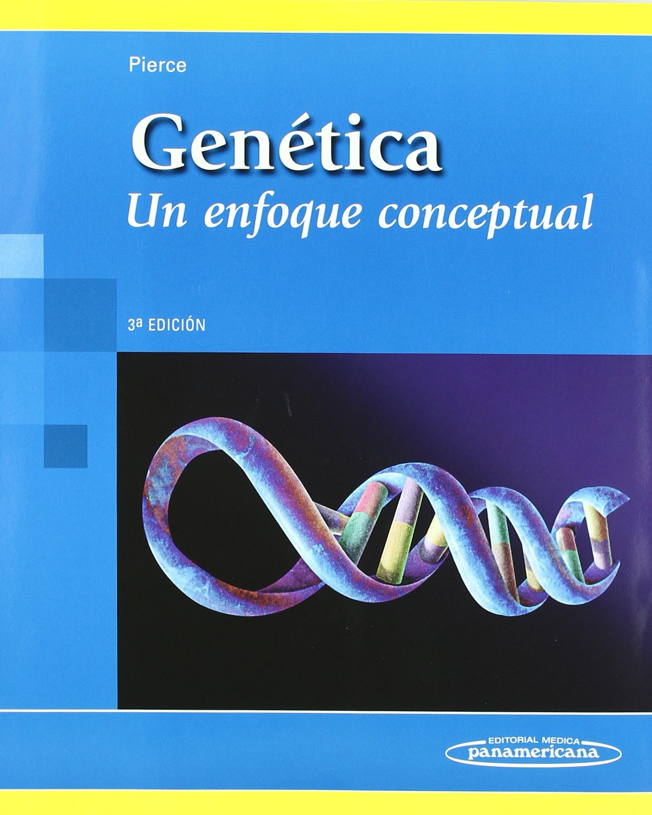 Genética un enfoque conceptual