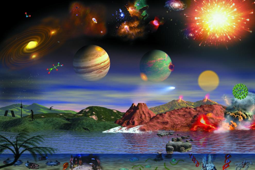 Qué es la astrobiología y qué estudia?
