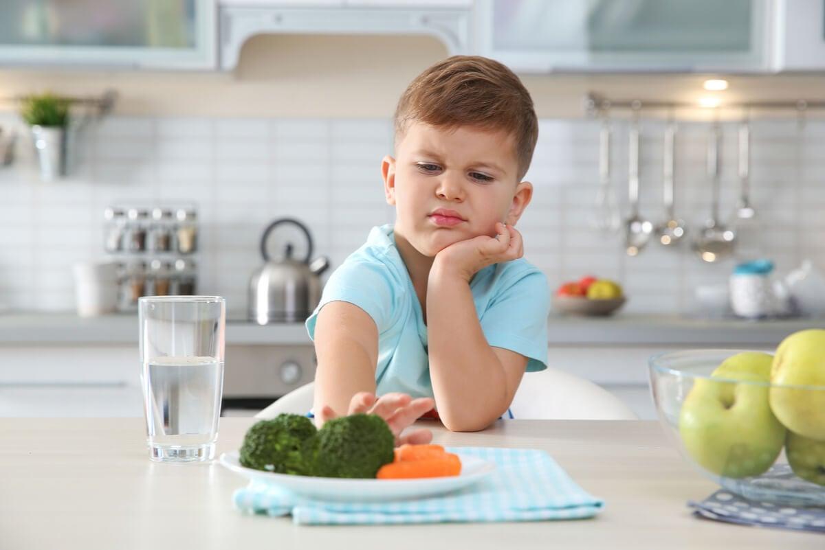 Qué es neofobia alimentaria
