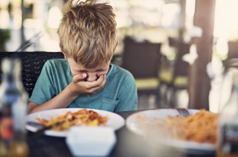 Neofobia alimentaria síntomas