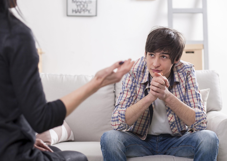 Psicólogo adolescente