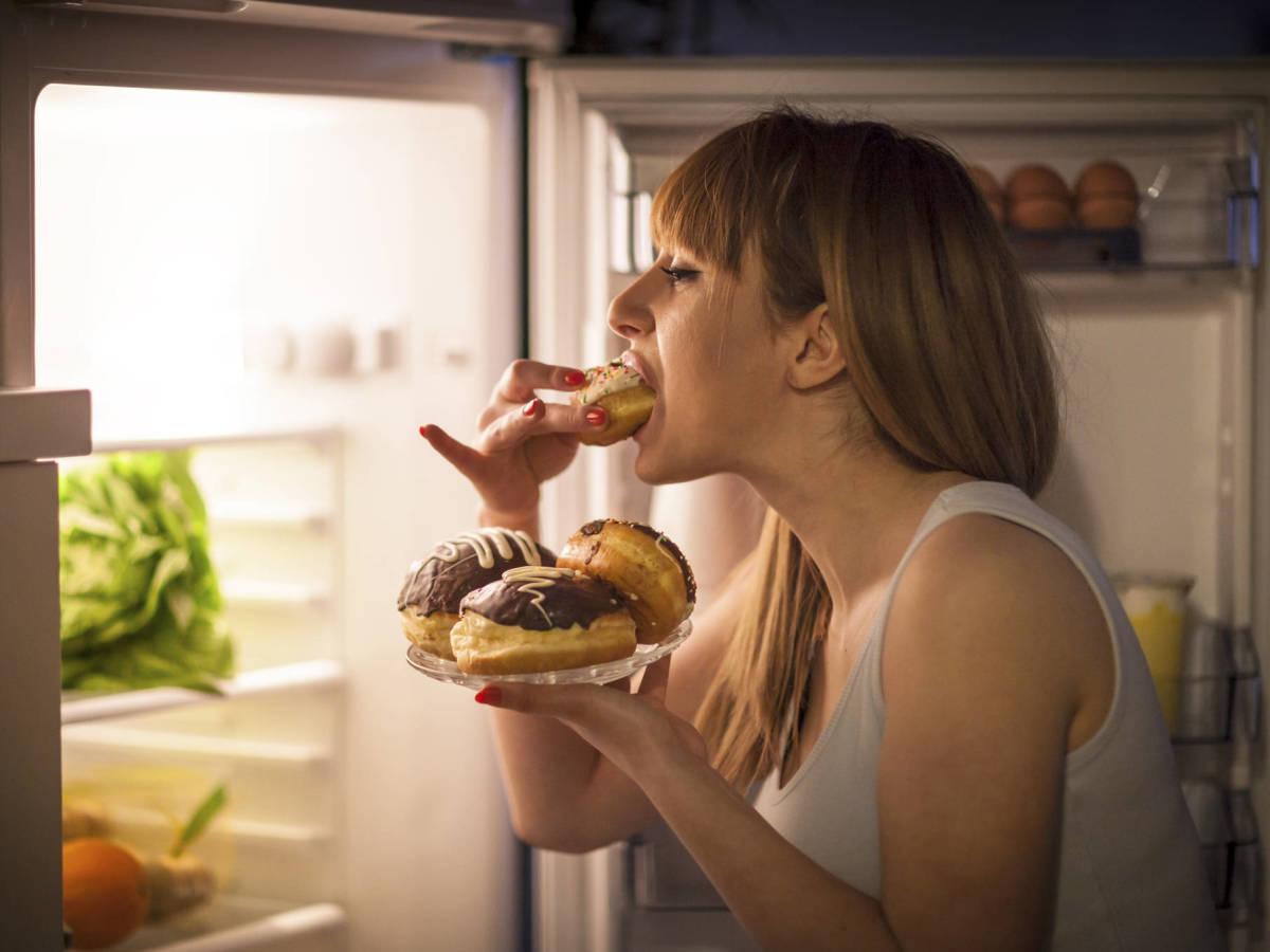 Trastorno alimentario compulsivo