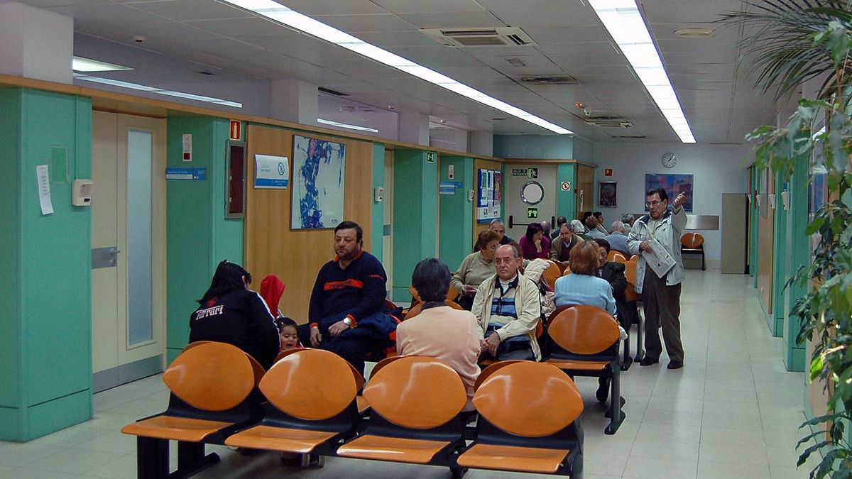 Hospital primer nivel