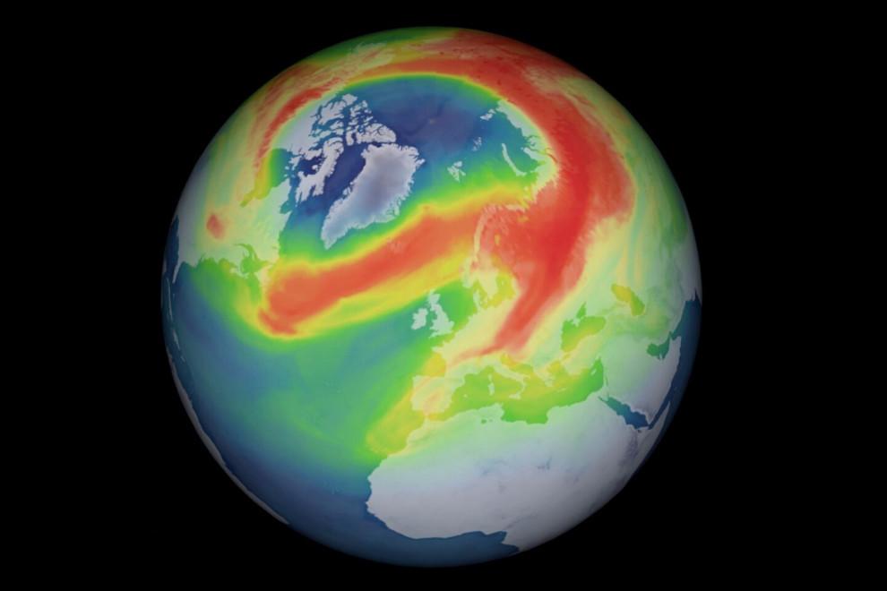 Agujero capa ozono