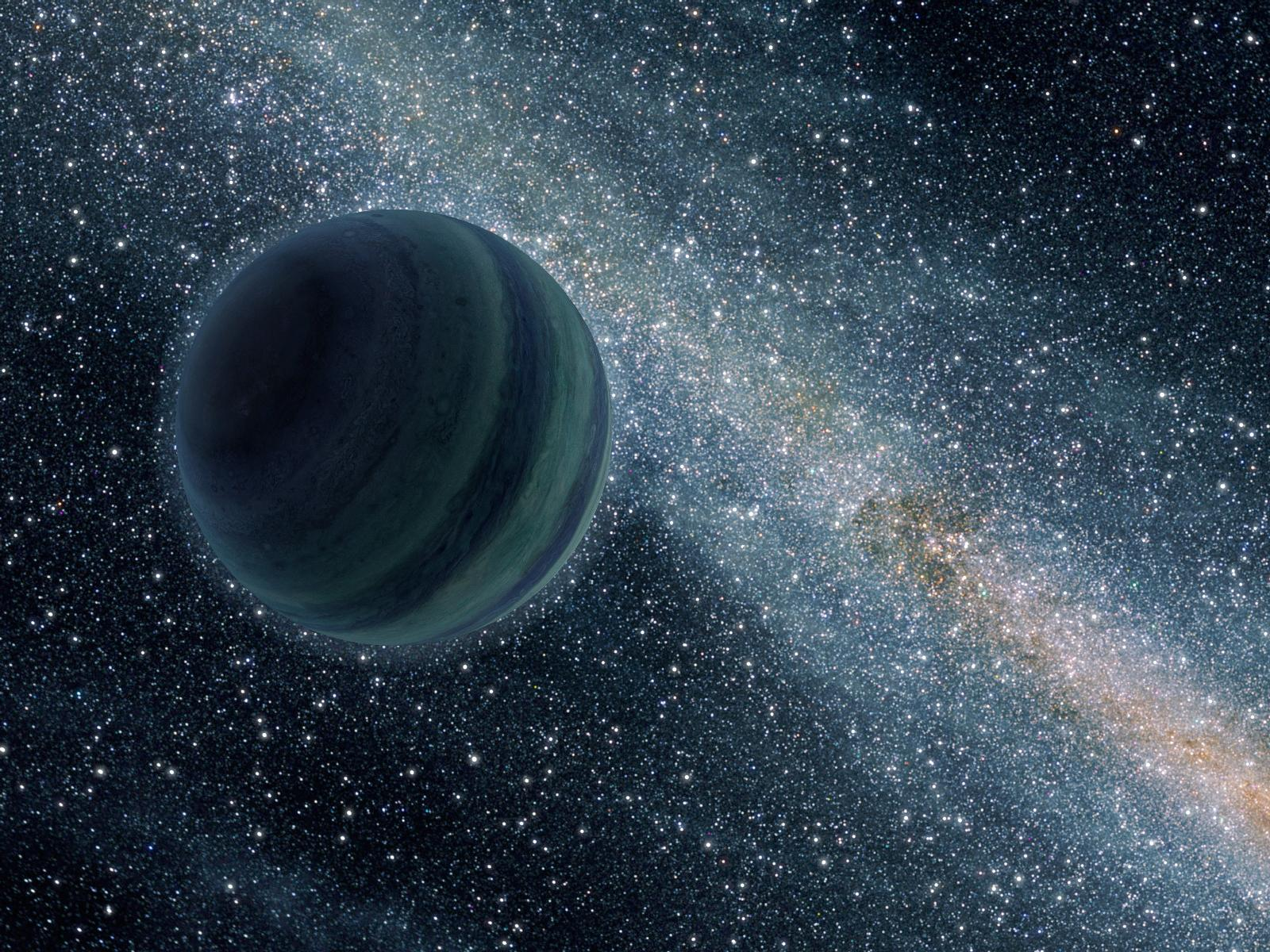 Planetas hiperveloces
