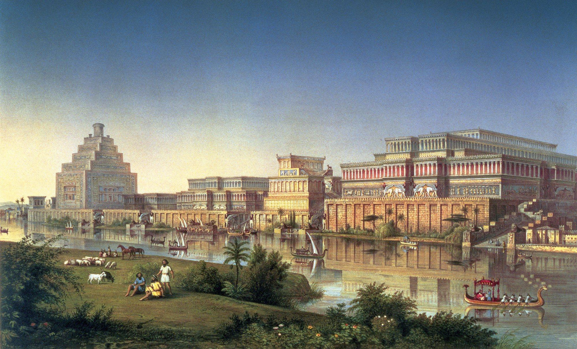 Civilización asiria