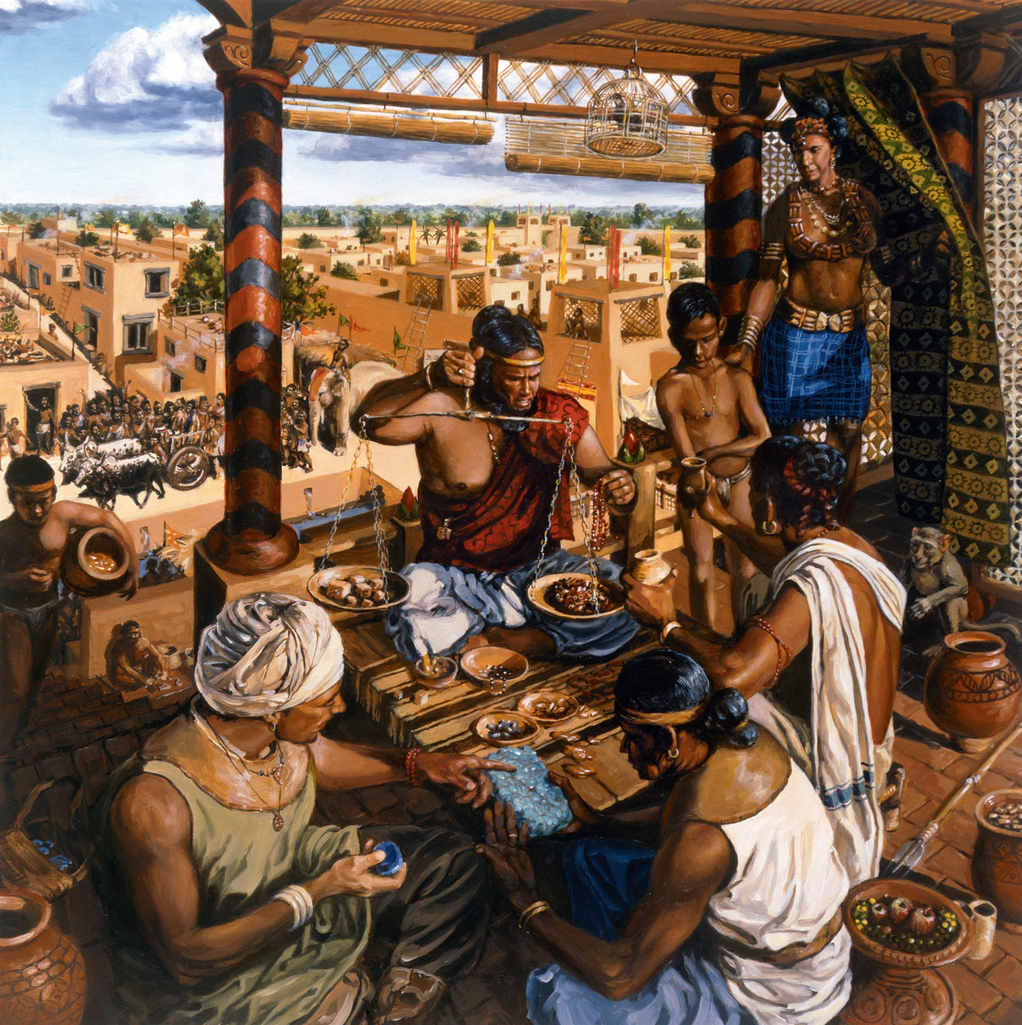 Cultura Valle Indo
