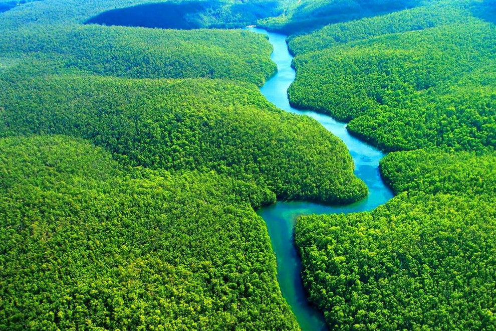 Tipos ríos