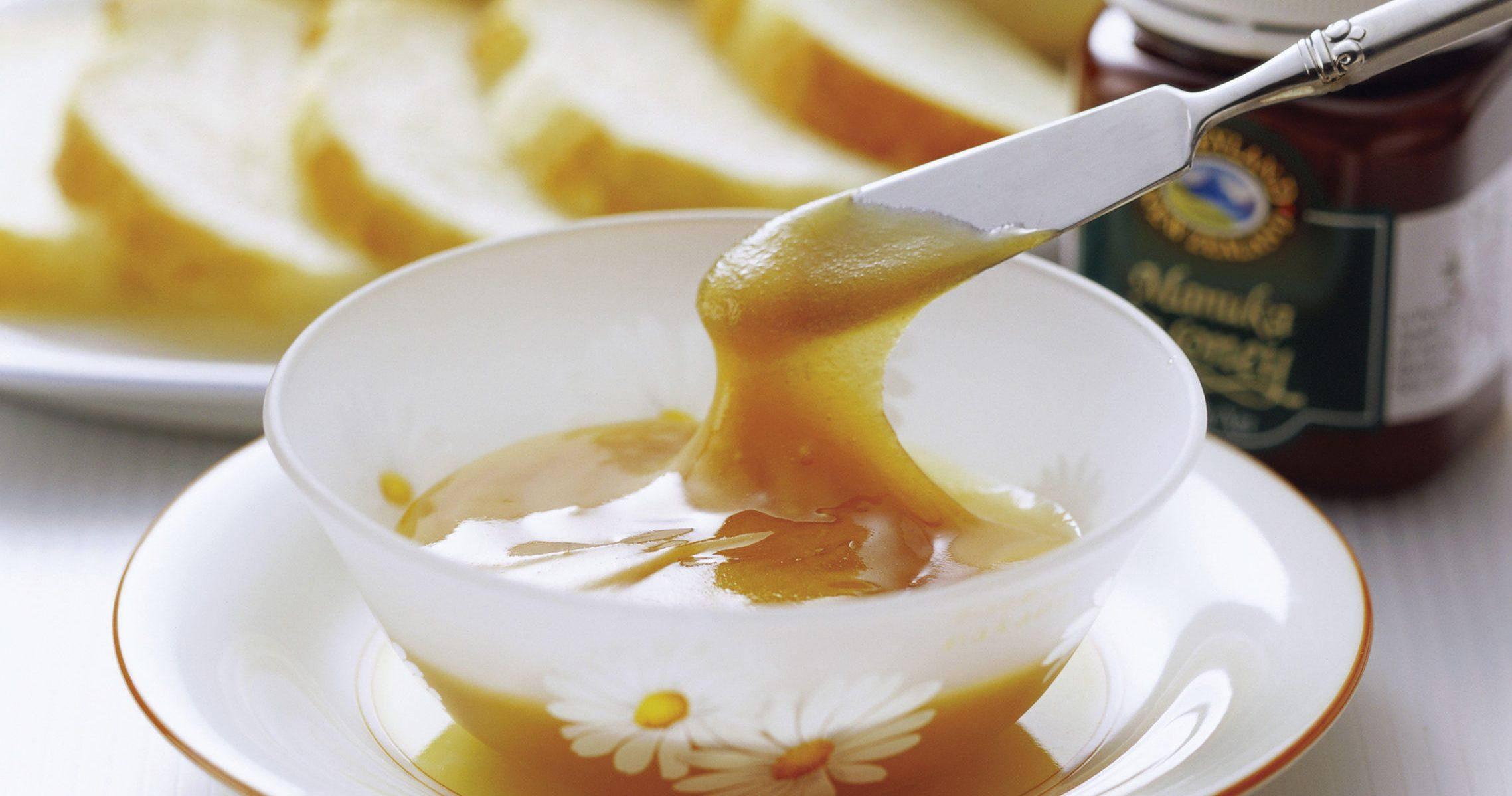 Propiedades bactericidas miel manuka