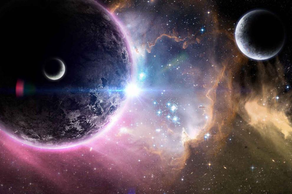 Planetas más pequeños Universo