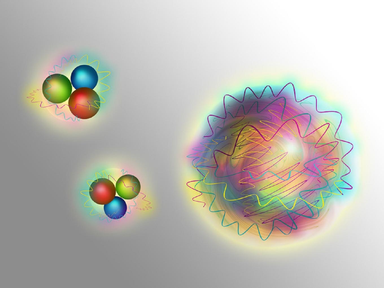 Gluones
