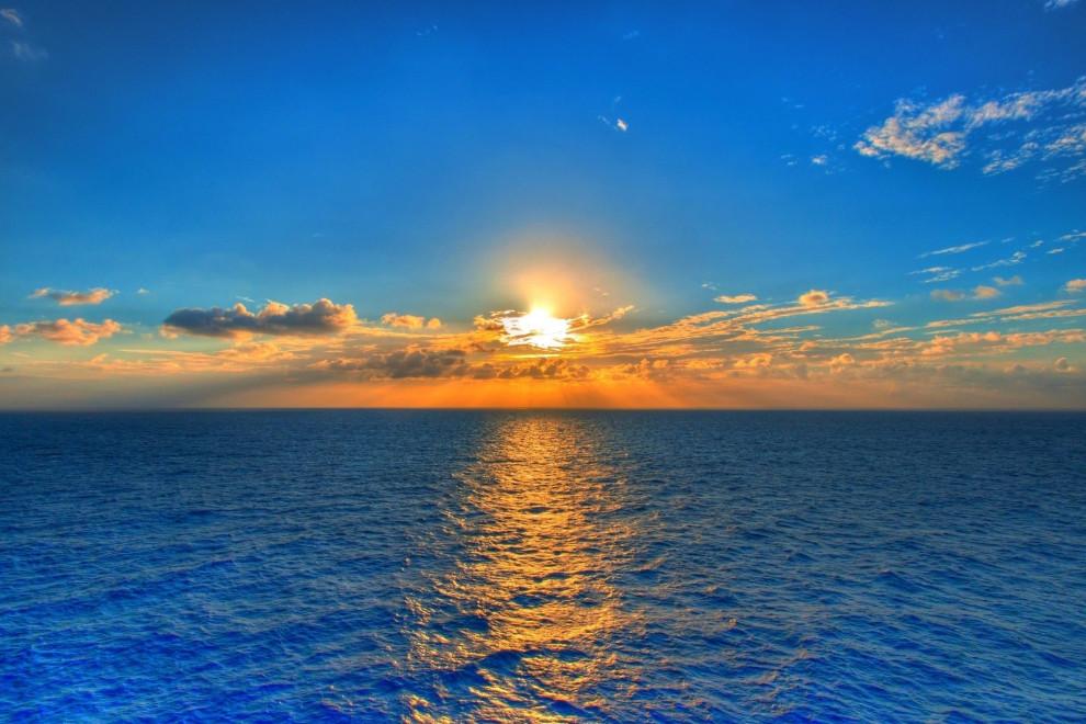 Diferencias mar océano
