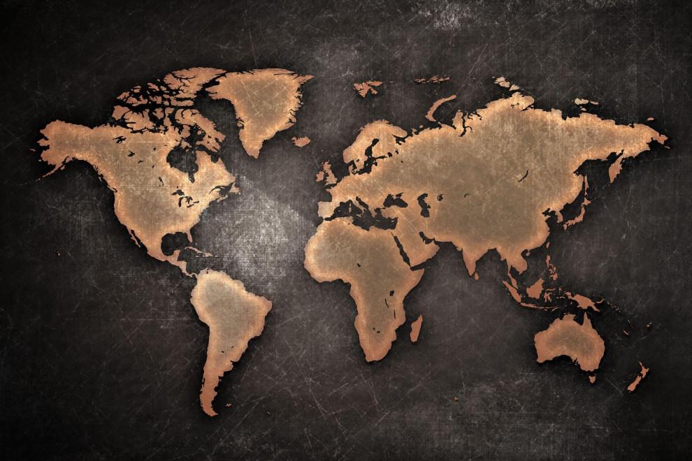 Ramas geografía