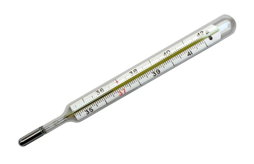 Termómetro mercurio