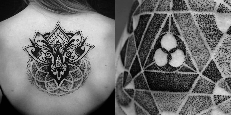 tatuaje-dotwork