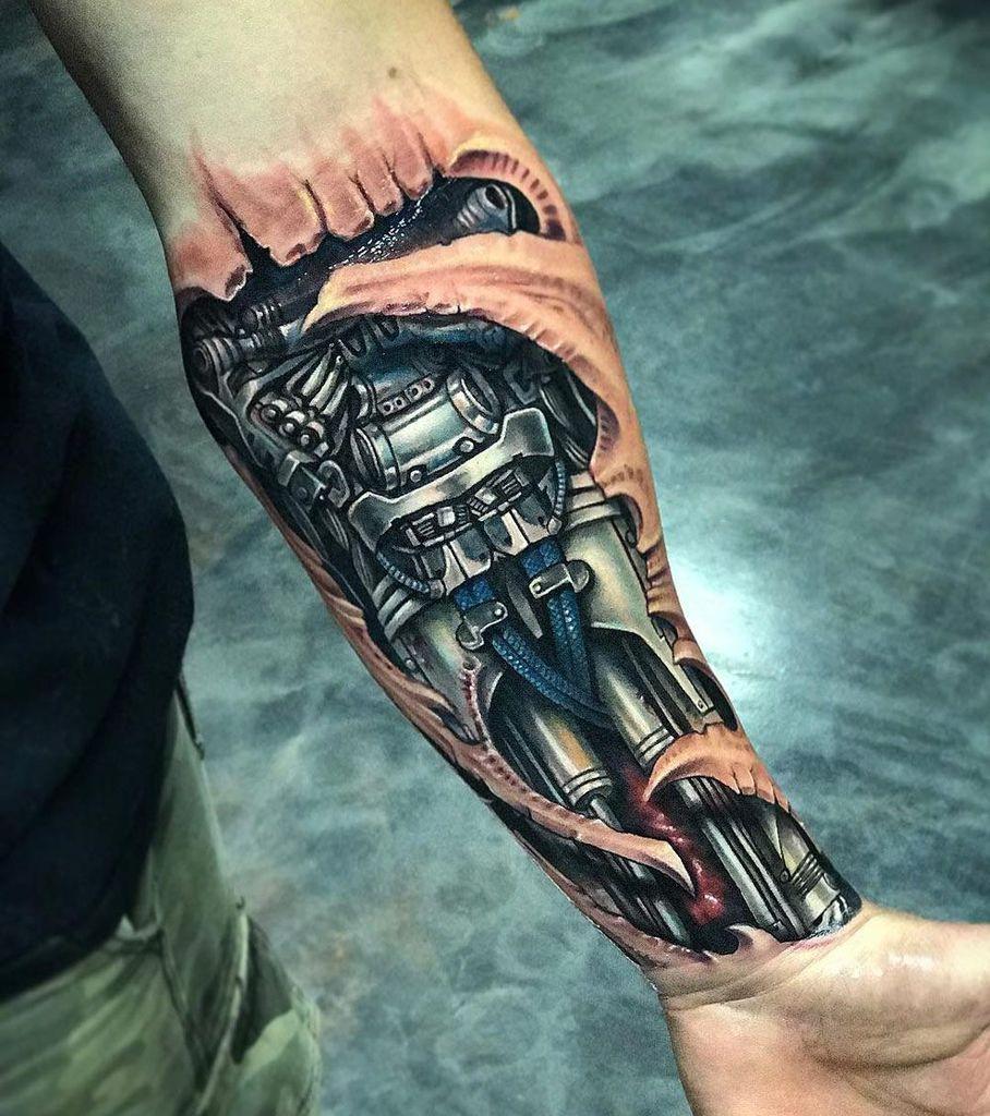 tatuaje-biomecanico