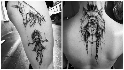 tatuaje-bosquejo