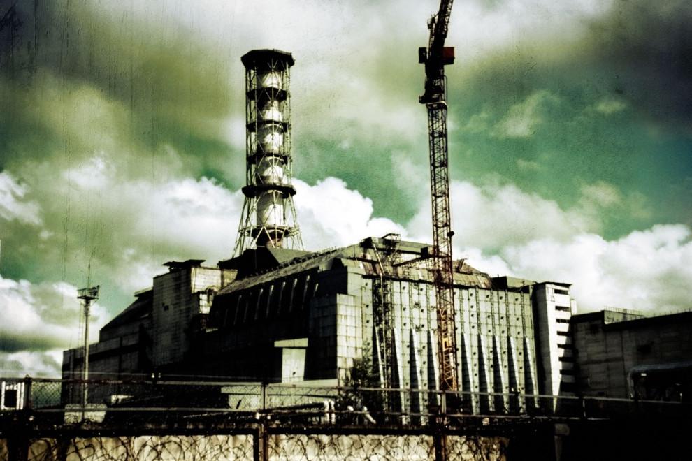 Lugares más radiactivos