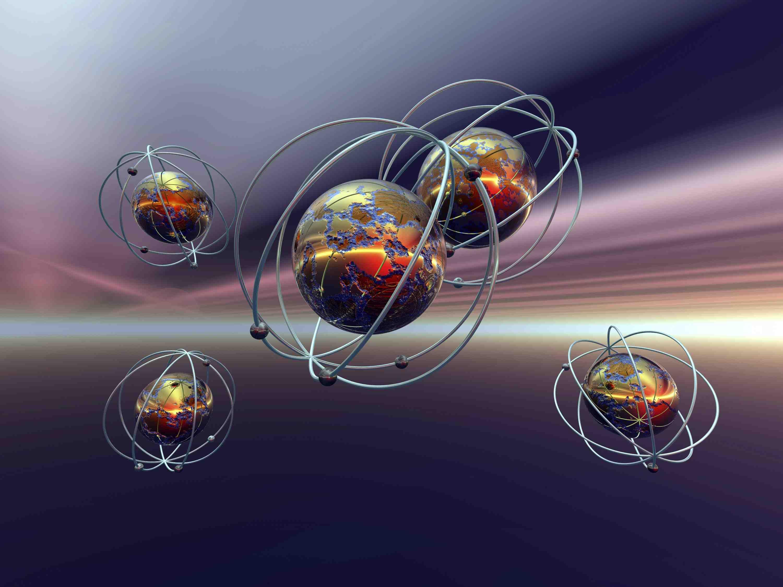 Física cuántica Indeterminación