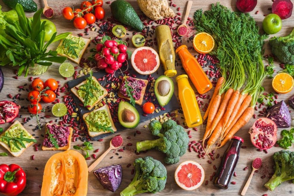 Alimentos origen vegetal