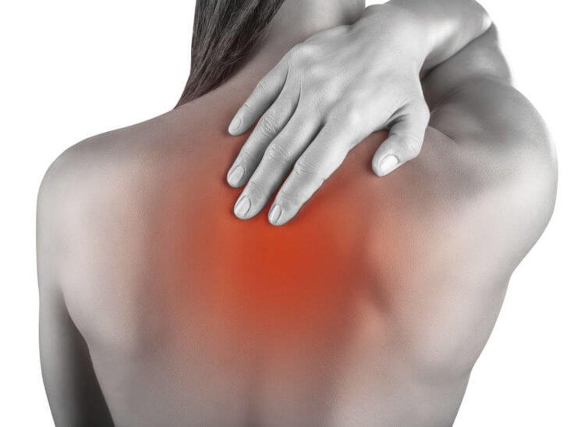 Síntomas contractura muscular