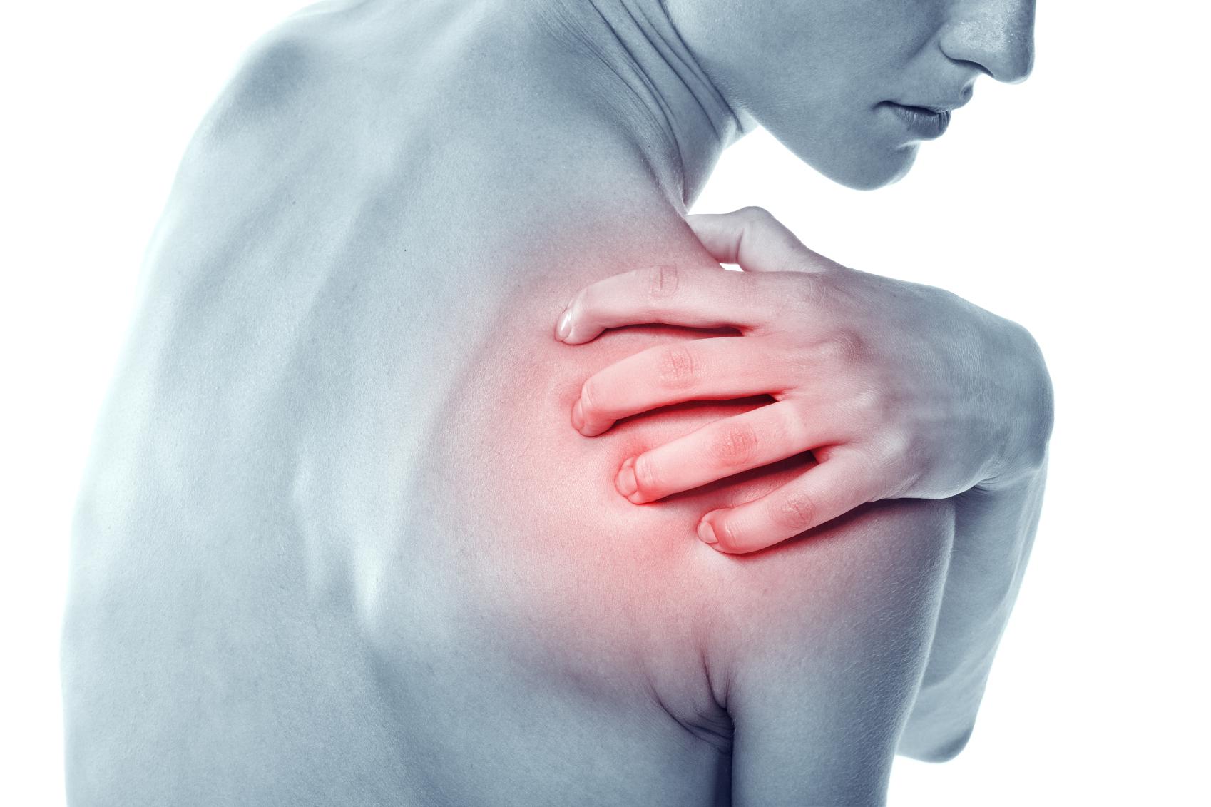 Artritis hombro