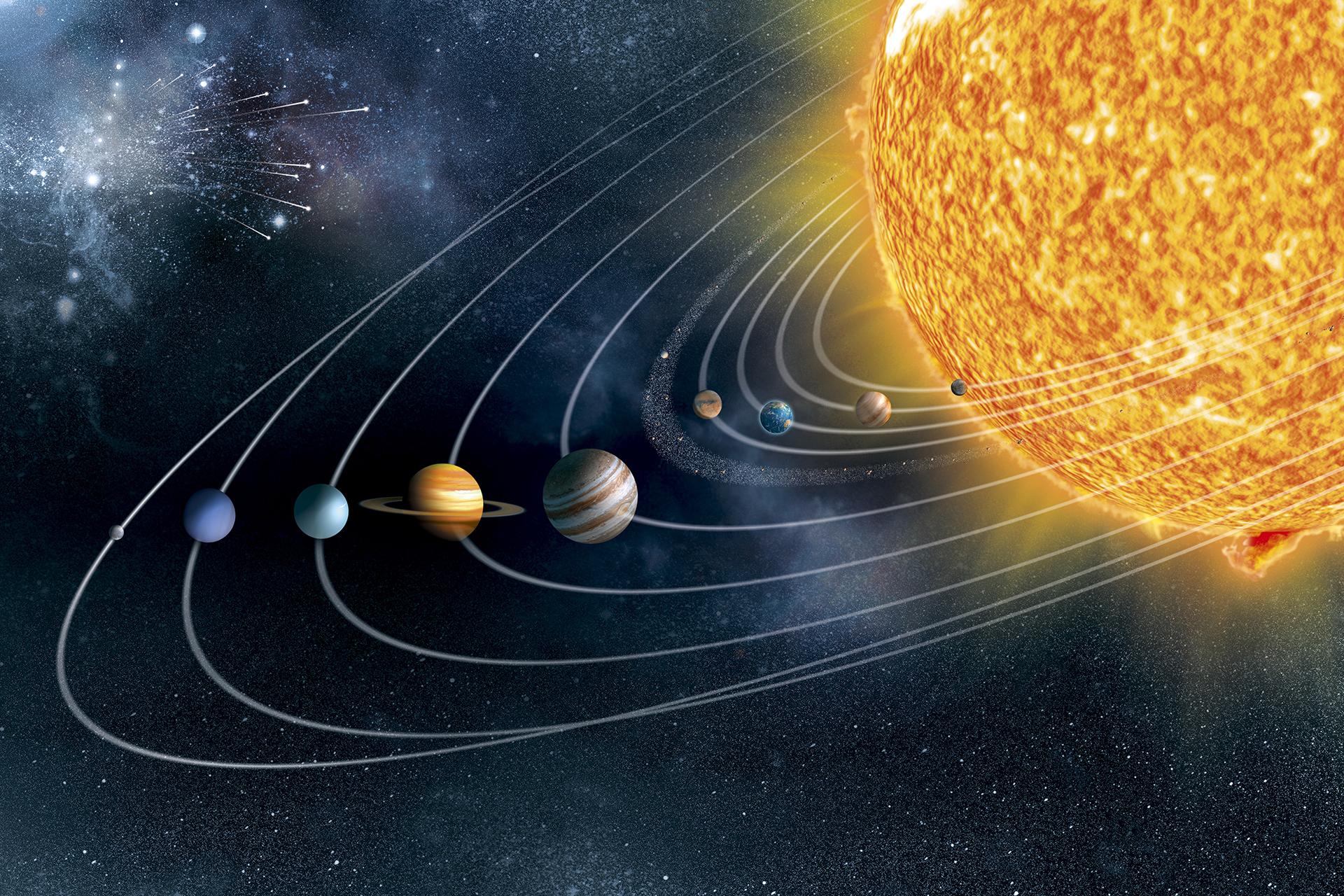Ley gravitación universal