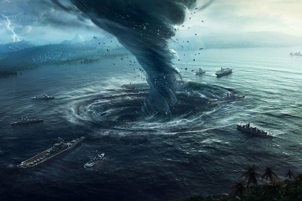 Misterios fondo océano