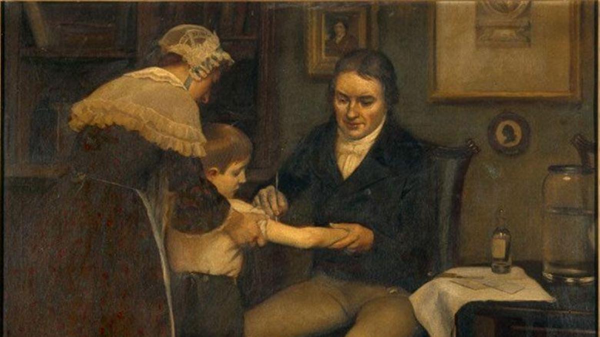 Vacuna viruela