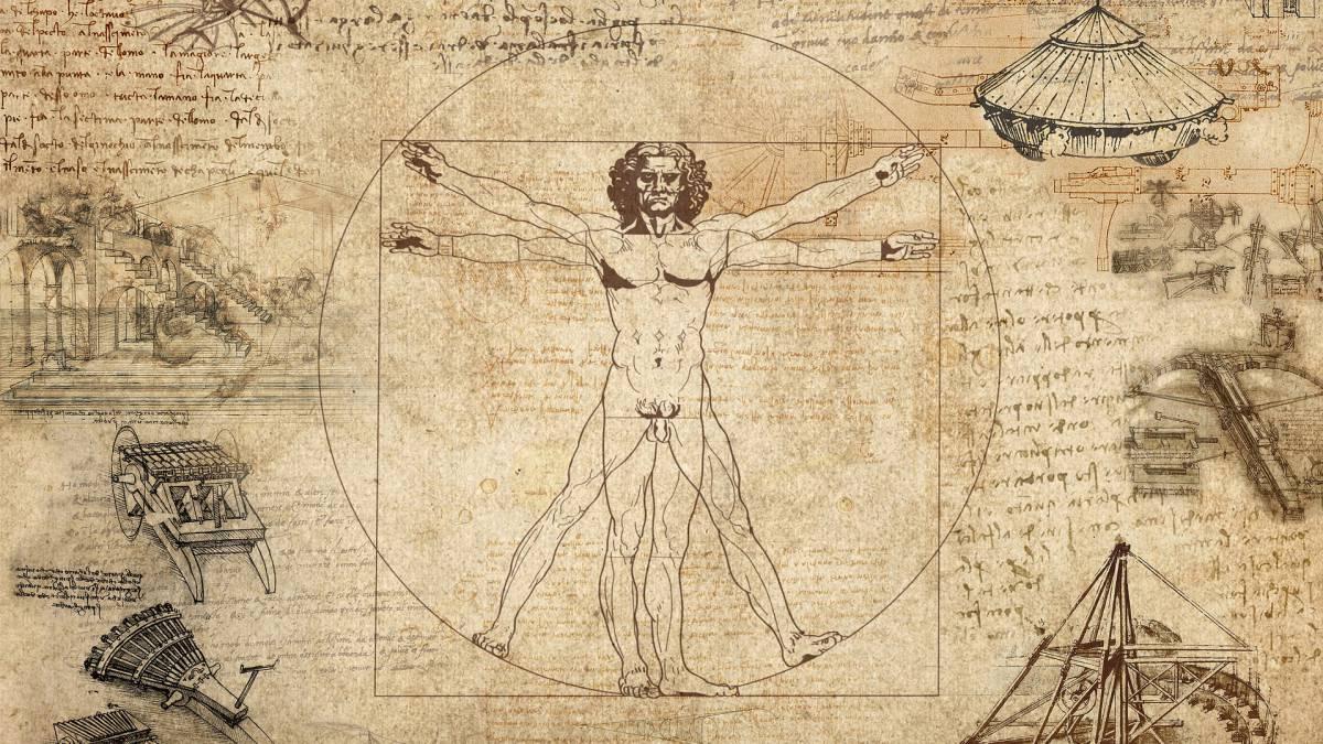 Ilustraciones Da Vinci