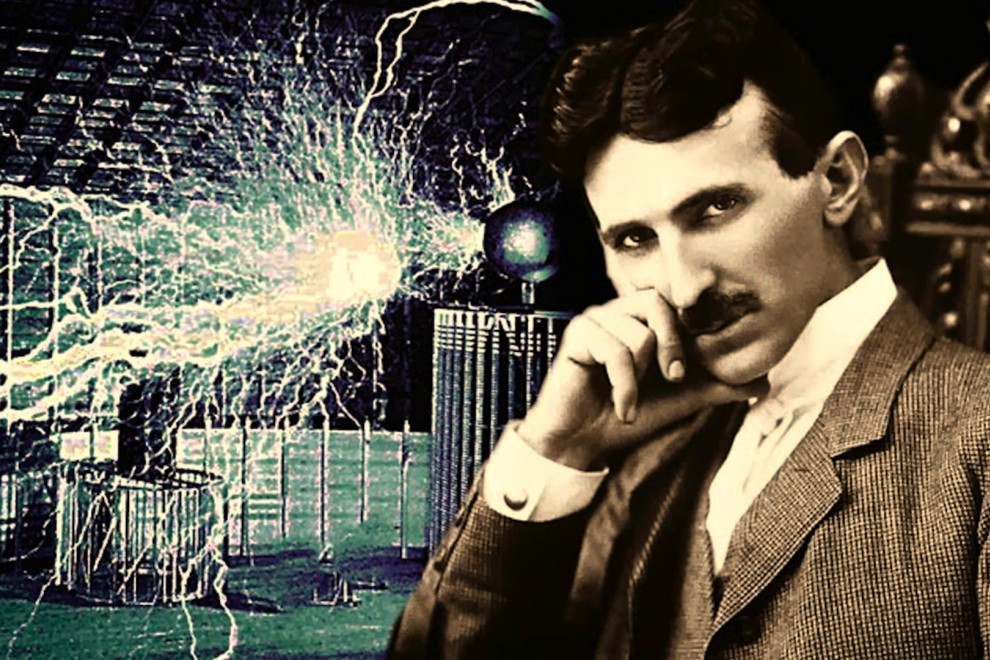 Frases Nikola Tesla