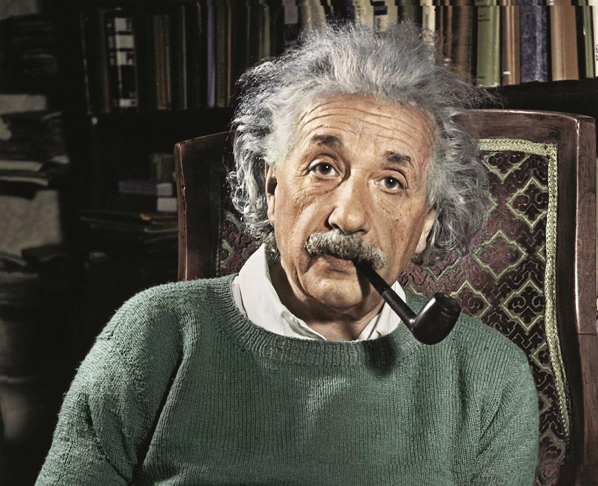 Einstein mito