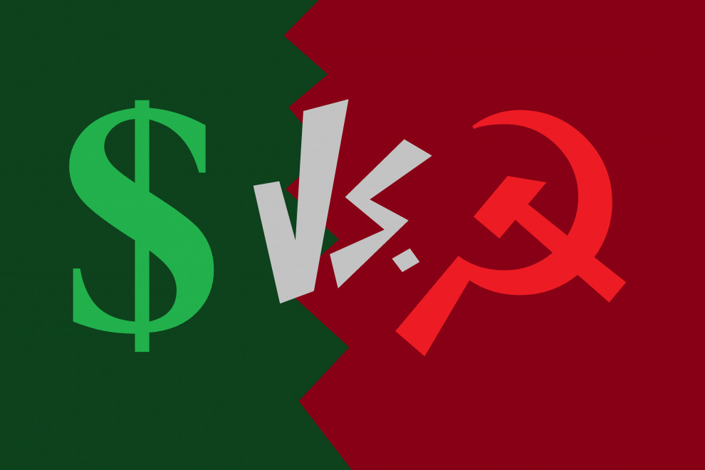 Diferencias capitalismo comunismo