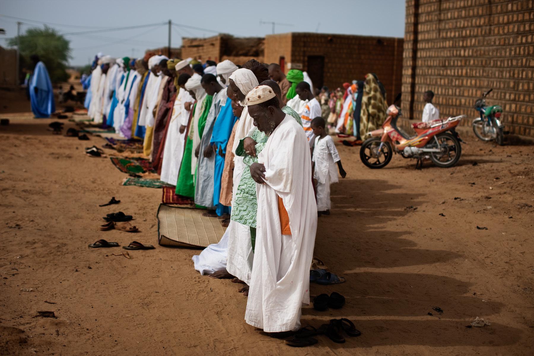 Religión africana