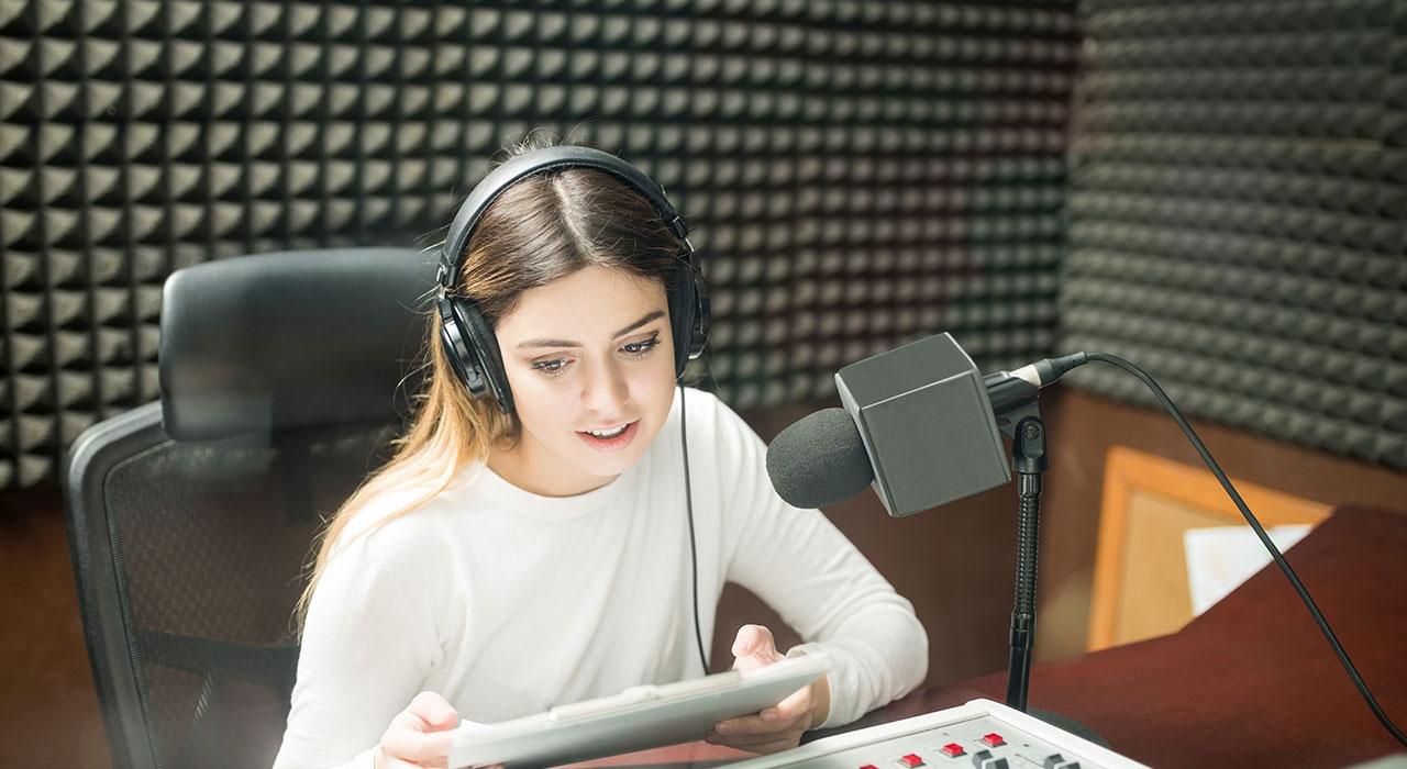 Periodismo radiofónico
