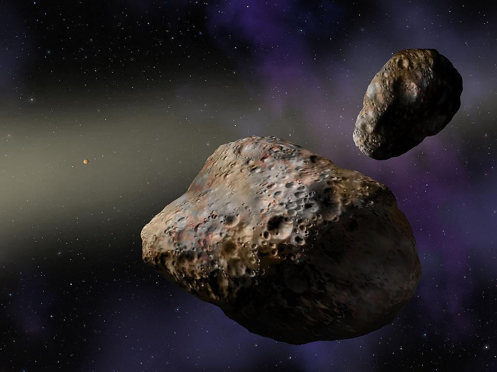 Asteroide qué es