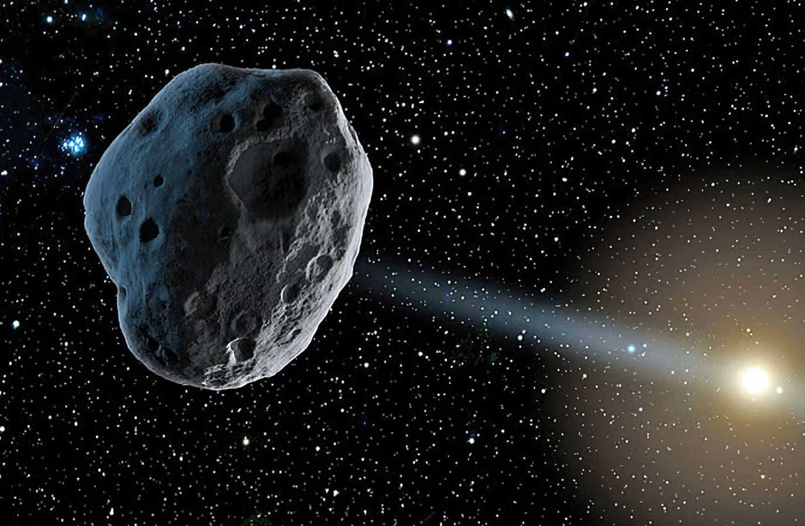 Asteroide S
