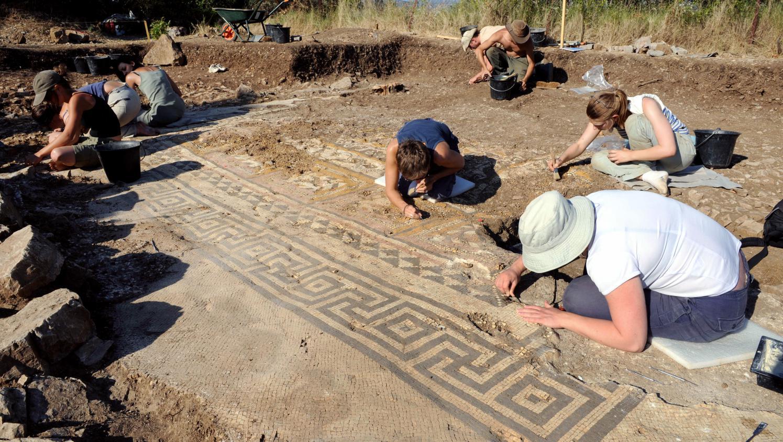 Arqueología historia