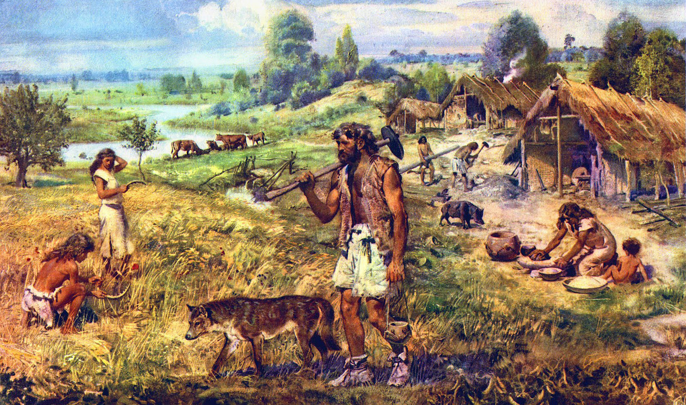 Historia prehistórica