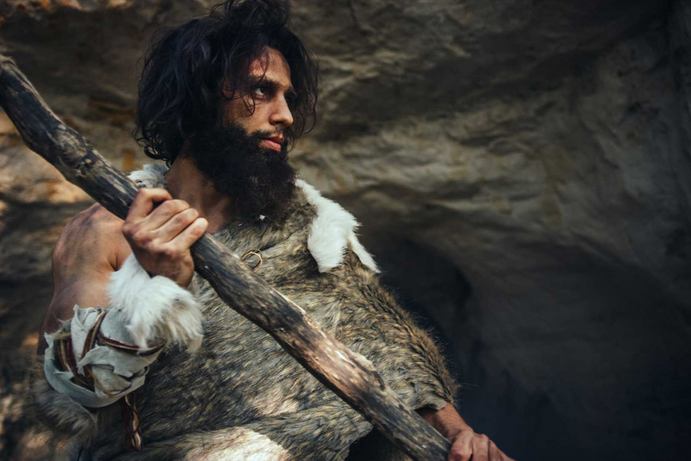 Cómo se alimentaba ser humano en la prehistoria
