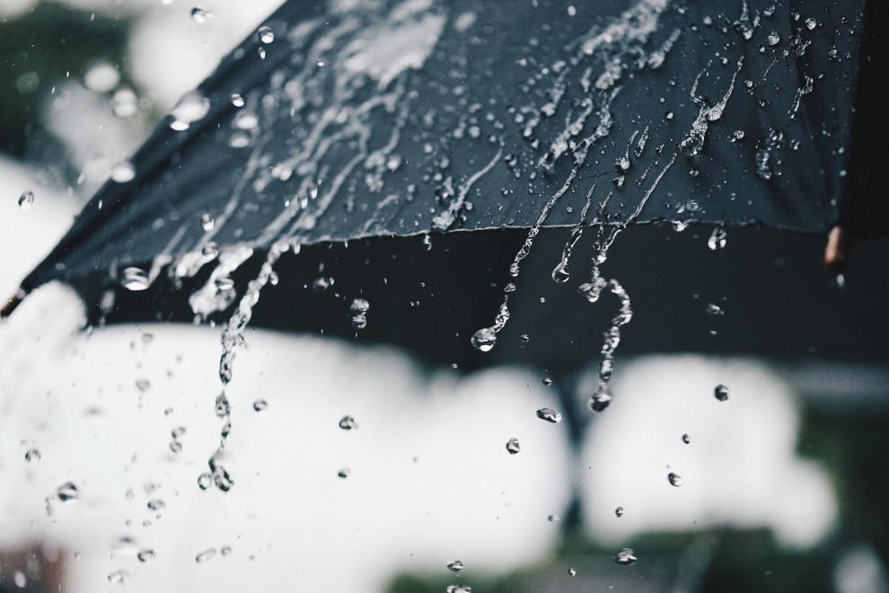 Tipos lluvia