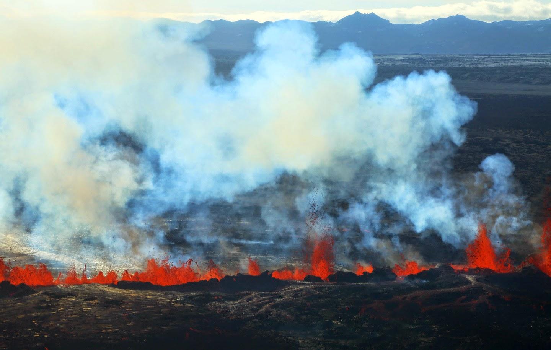 Erupción islándica