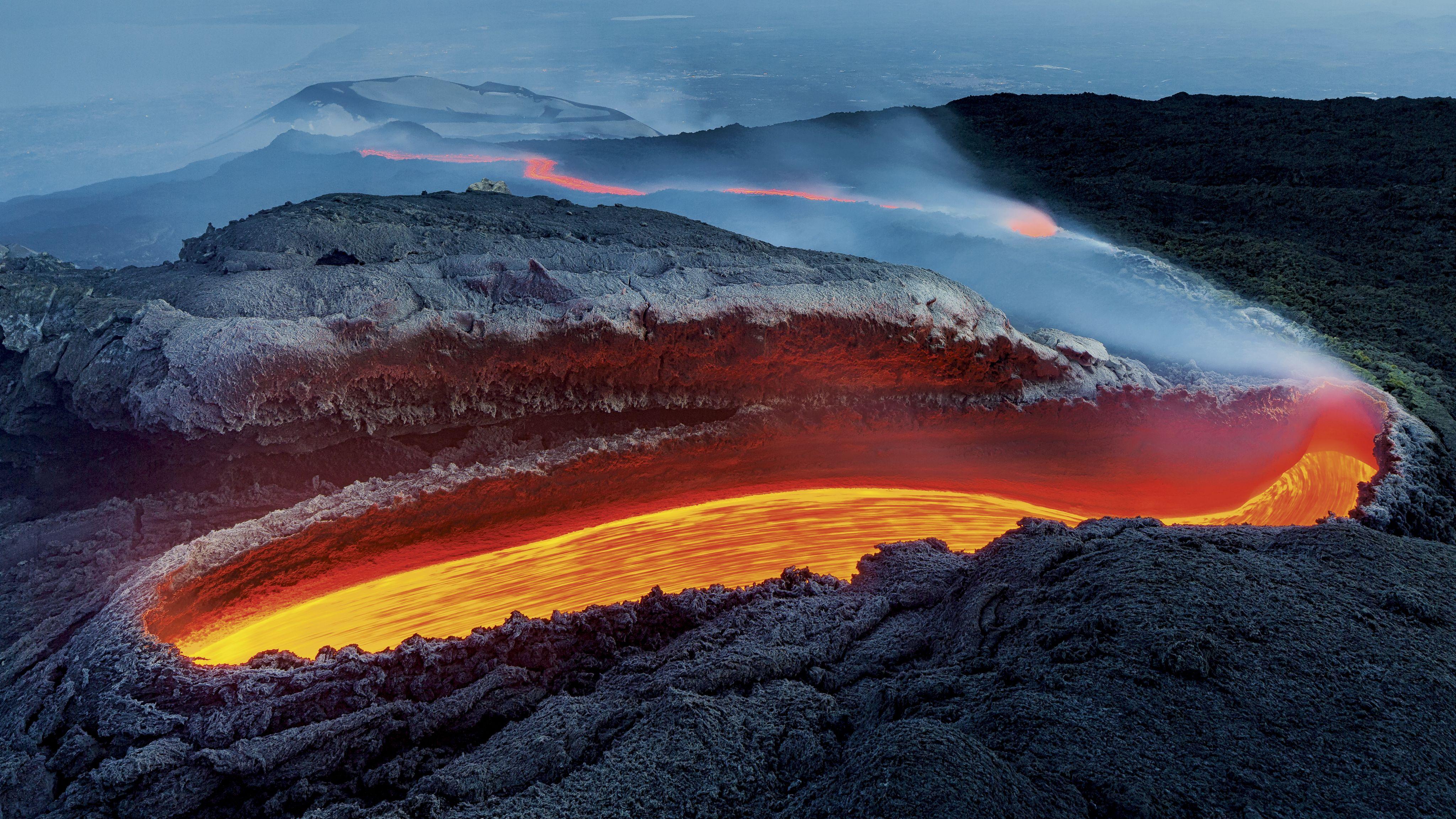 Erupciones hawaianas