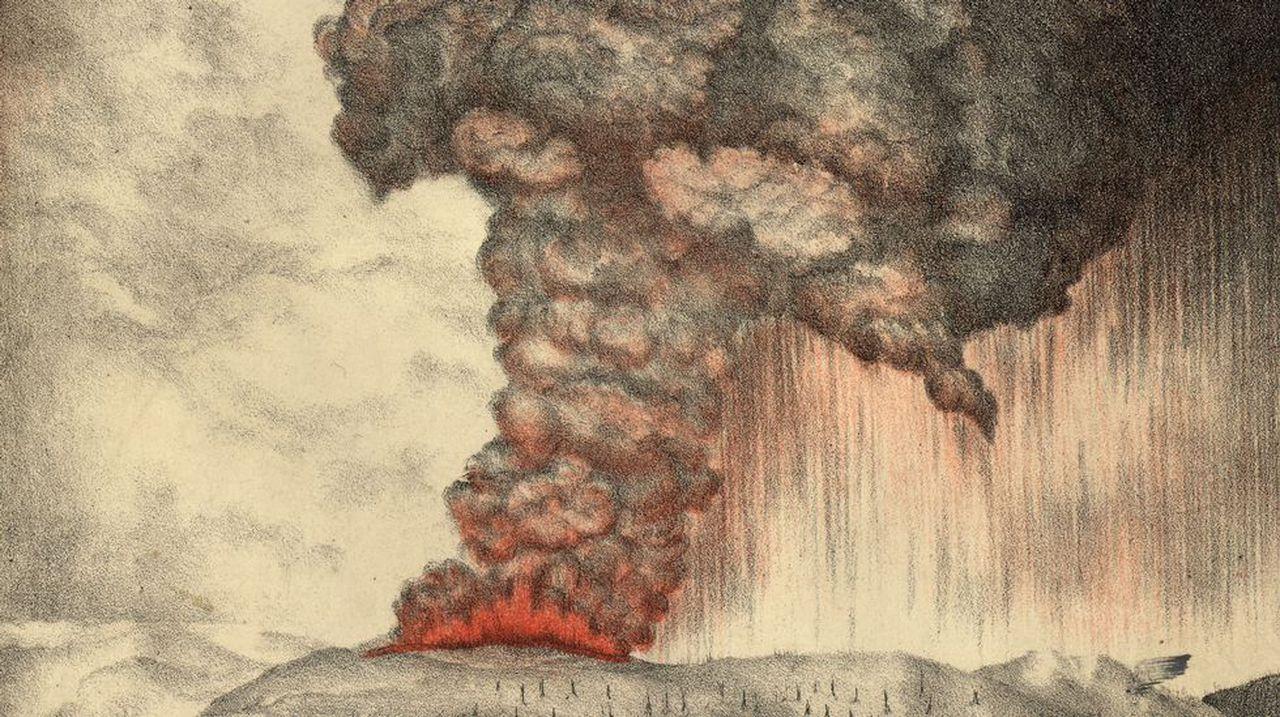 Erupción megacolosal