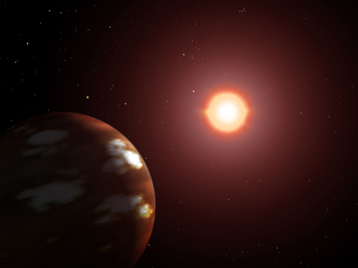 Gliese 436-b
