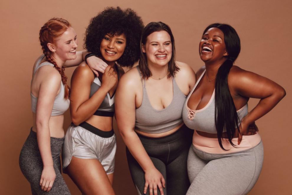 Qué es movimiento body positive