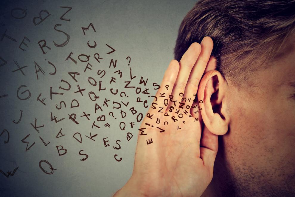 Diferencias oír escuchar