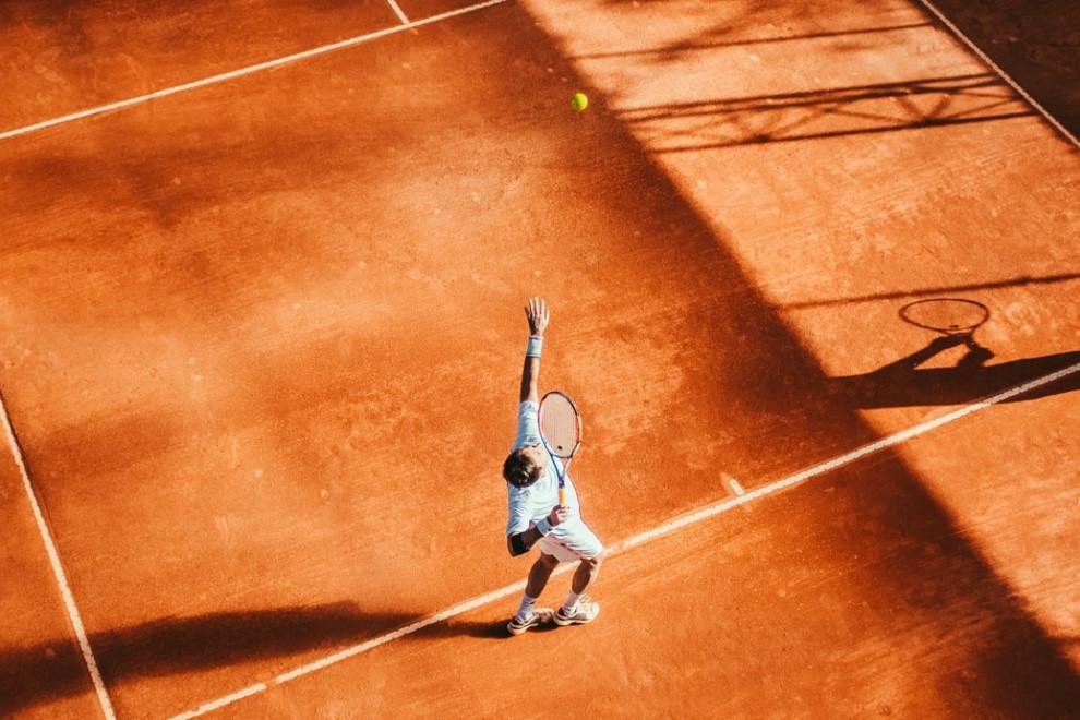 Lesiones tenis